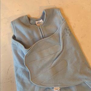 Halo fleece sleepsack 3-6 mos